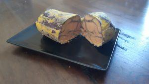 Foie gras poché entier